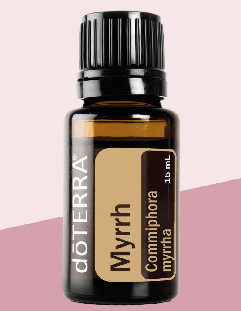 Black Cat Cottage doTERRA Single Essential Oil Myrrh 15ml